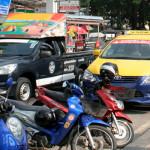 Транспорт Таиланда, или как передвигаться по стране.