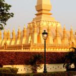 Путешествие в Лаос. Вьентьян. Храмы.