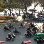 Путешествие во вьетнамскую столицу. Ханой.