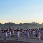 Утренний Вьетнам зарядка как культ жизни