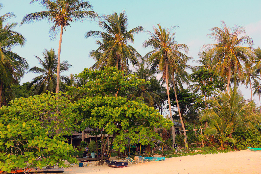ko chang, thailand, sea, beach,