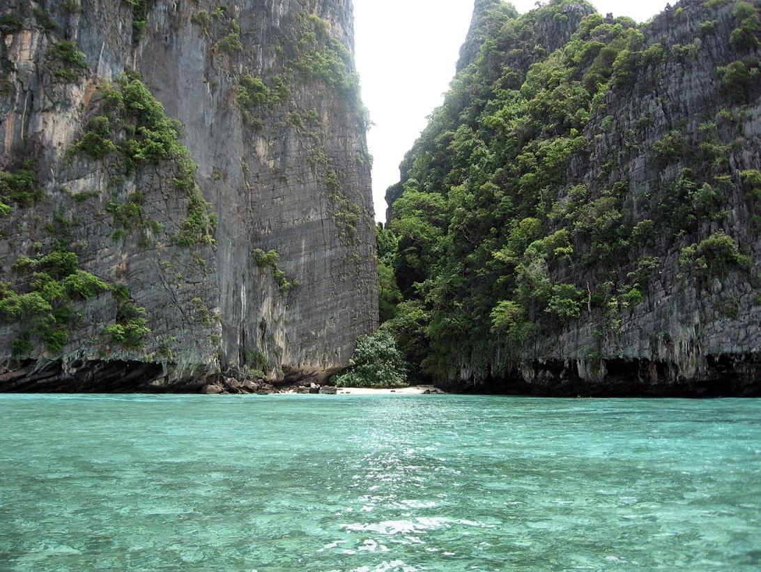 Thailand, phi-phi, sea, beach