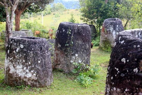 долина кувшинов Лаос, Лаос, кувшины, достопримечательности Лаоса, древность
