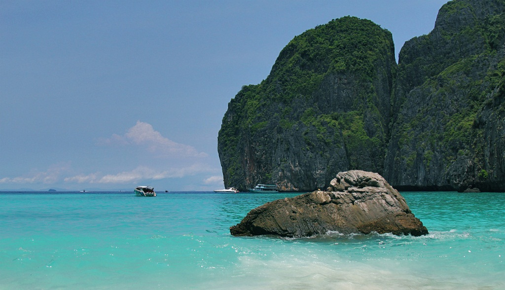 krabi, Thailand, sea, sun, beach