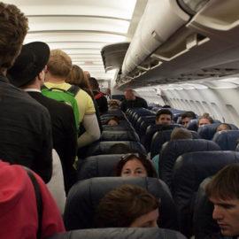 Длительный перелет как провести время в самолете