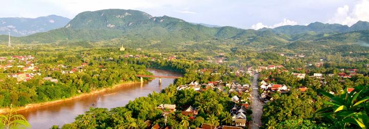 Отдых в Лаосе Луанг-Прабанг