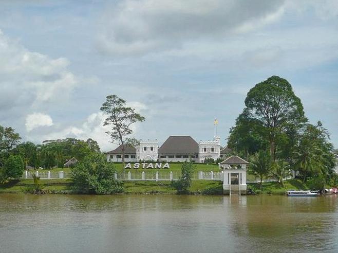 Astana Kuching Sarawak